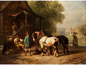 Philipp Arons, 1821 Berlin - 1902 Rinteln/ Weser