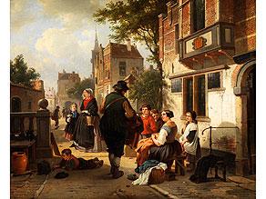 Jan Michael Ruyten, 1813 Antwerpen - 1881
