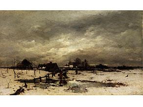 Ludwig Munthe, 1841 Aaro (Sundal) - 1896 Düsseldorf