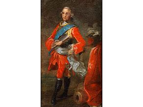 Gustaf Lundberg, 1695 Stockholm - 1786 Stockholm