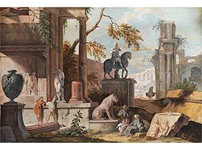 Marco Ricci, 1676 Belluno - 1729 Venedig