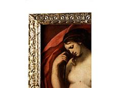 Detail images: Francesco Furini, 1604 - 1646, zug./ Art des