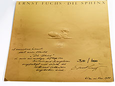 Detail images: Ernst Fuchs, 1930 Wien – 2015 ebenda