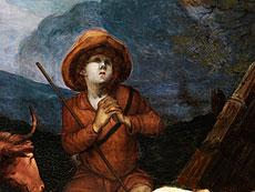 Detail images: Maler des 17. Jahrhunderts nach Abraham Bloemaert