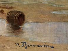 Detail images: Désiré Thomassin, 1858 Wien - 1933 München