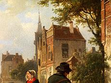 Detail images: Jan Michael Ruyten, 1813 Antwerpen - 1881