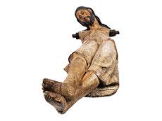 Detailabbildung: Bedeutender romanischer Corpus Christi