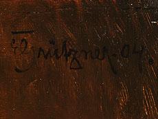 Detail images: Eduard von Grützner, 1846 Großkarlowitz - 1925 München