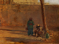 Detail images: Charle-Théodore Frere, 1814 - 1888