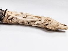 Detailabbildung: Großes Elfenbein-Horn