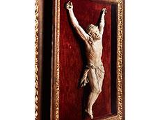 Detail images: Großer Corpus Christi in Elfenbein