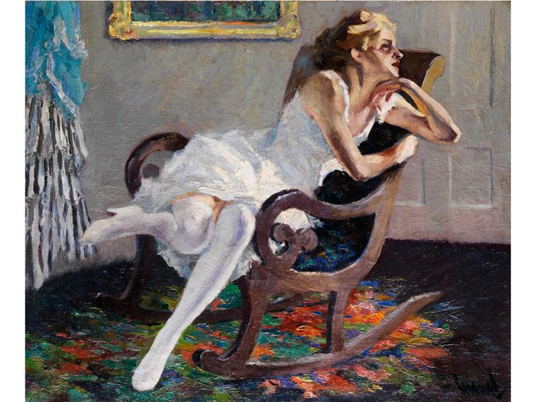 Edward Alfred Cucuel, 1879 - 1954.