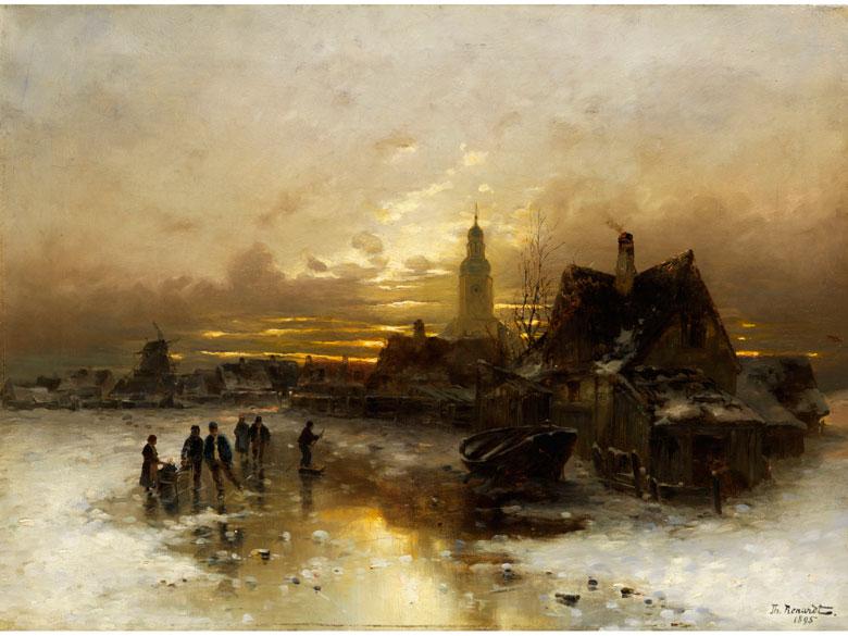 Désiré Thomassin, 1858 Wien - 1933 München