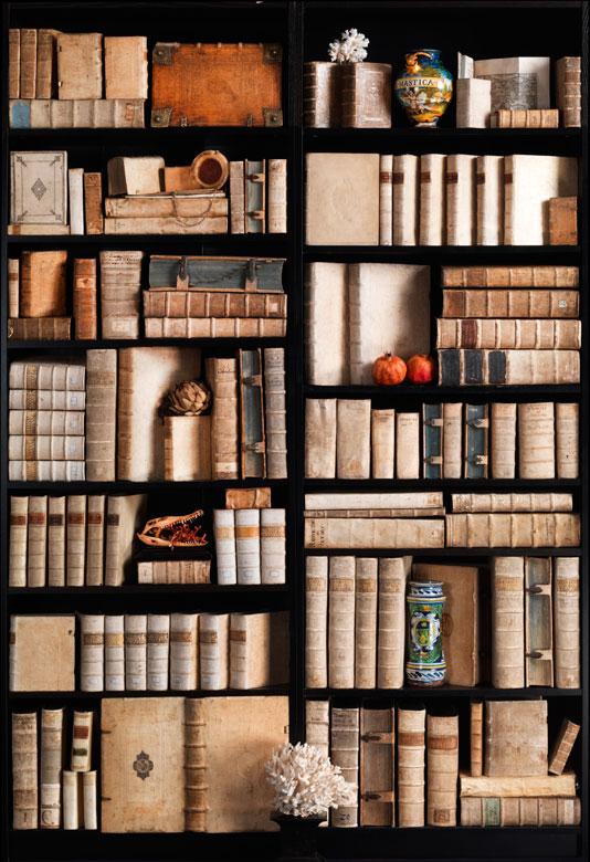 Weiße Bibliothek