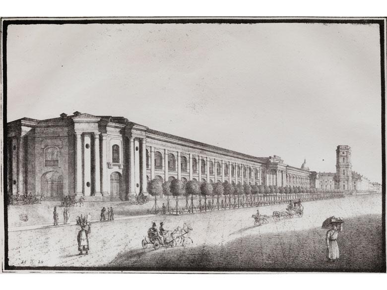 Alexandrovitch Pluchart, 1809 St. Petersburg - 1880