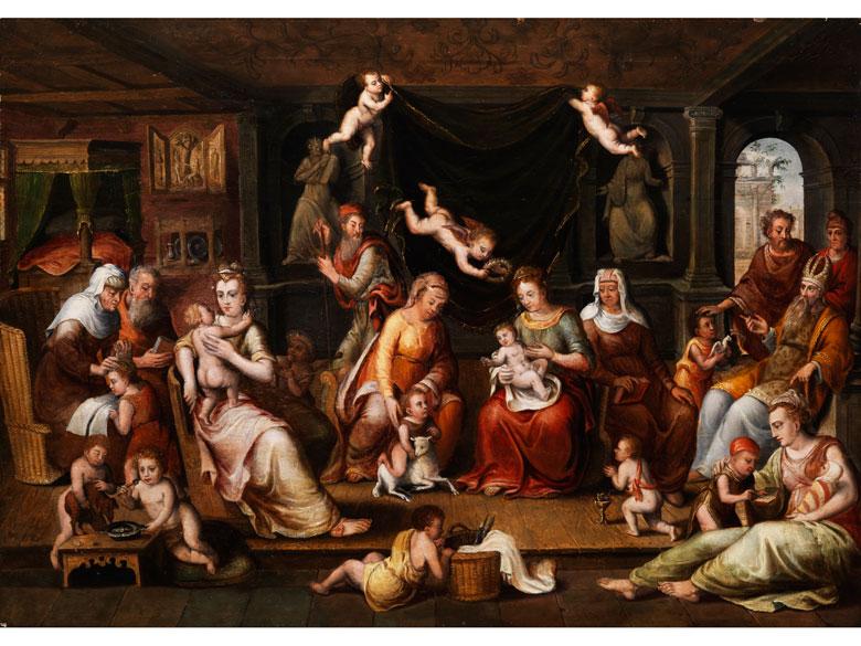 Flämischer Maler im Umkreis des Frans Floris