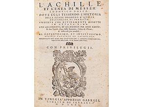 Italienisches Holzschnittbuch 1571
