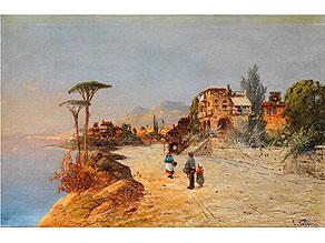 Carlo Follini, 1848 - 1938