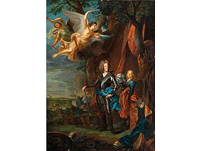 Joseph Vivien, 1657 - 1734