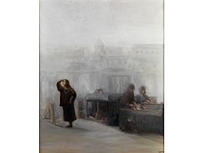 Gürkan Coskon Komet, Künstler des 20. Jahrhunderts, in Paris tätig