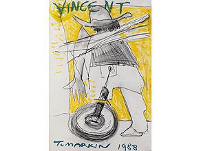 Igael Tumarkin,  geb. 1933