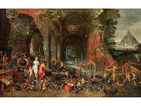 Flämischer Maler des 17. Jahrhunderts in der Nachfolge / Umkreis Jan Brueghel d. J., 1601 - 1678 Antwerpen