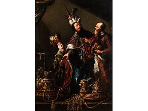 Claude Vignon, 1593 Tours - 1670 Paris, und Werkstatt
