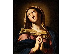 Italienischer Maler in der Nachfolge des Guido Reni, 1575 - 1642