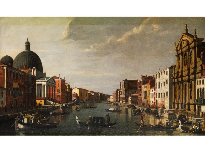 Giovanni Antonio Canal, genannt Canaletto, 1697 - 1768 Venedig, Nachfolger um 1800