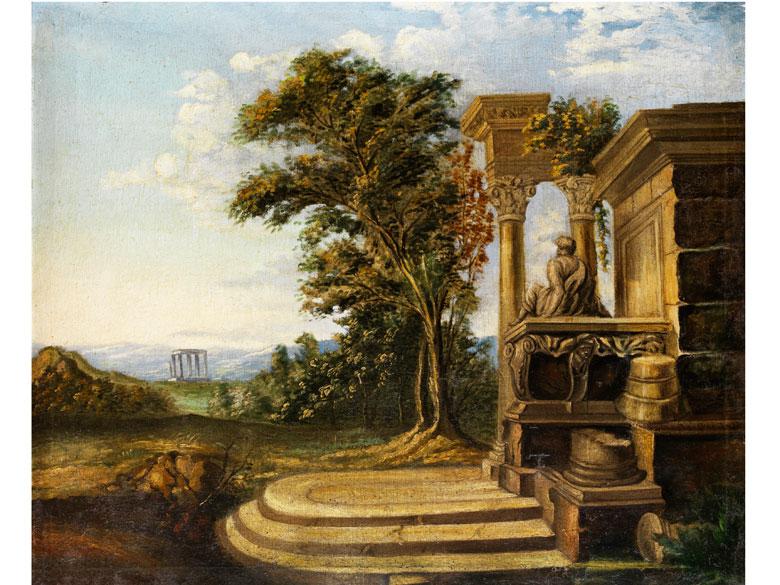 Italienischer Maler im Stil des 17. Jahrhunderts