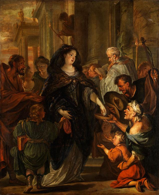 Maler der flämischen Schule des 17./ 18. Jahrhunderts