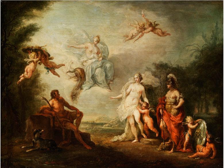 Süddeutscher Maler des 18. Jahrhunderts