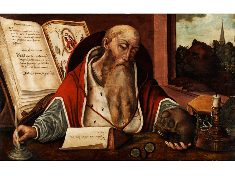 Maler des 16./ 17. Jahrhunderts, in der Stilnachfolge des Joos van Cleve