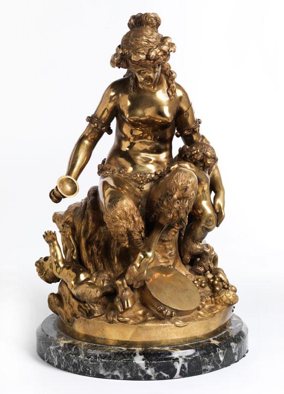 Bronzegruppe