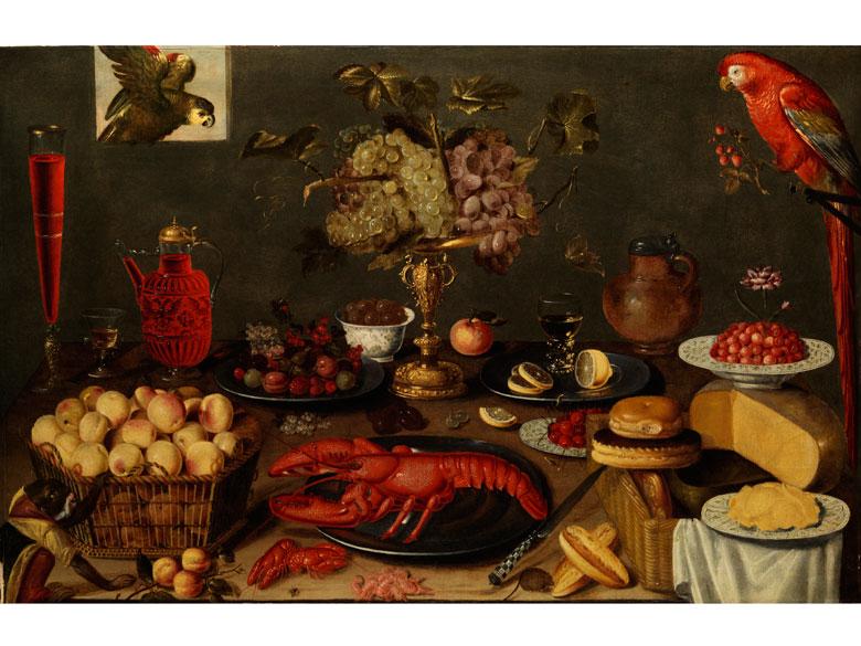 Artus Claessens, tätig zw. 1600 und 1644