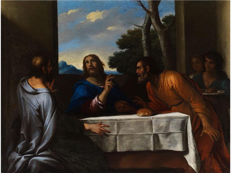 Andrea de Lione, 1610 Neapel - 1685, zug.