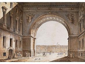 E. A. Plüschar, 1809 St. Petersburg - 1880