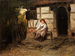 Johann Sperl, 1840 Buch bei Nürnberg - 1914 Bad Aibling