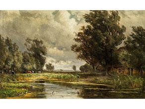 Jan Willem van Borselen, 1825 Gouda - 1892 Den Haag