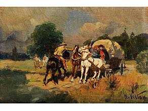Wilhelm Velten, 1847 St. Petersburg - 1929 München