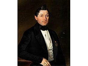 Albert Theer, 1815 - 1902