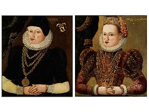 Ludger tom Ring d. J., 1522 Münster - 1584 Braunschweig, Art/ Nachfolge des
