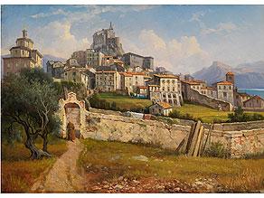 Gustaf Wilhelm Palm, 1810 - 1890