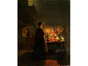 Petrus van Schendel, 1806 - 1870, in der Art von