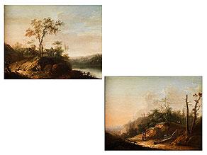Philipp Hieronymus Brinckmann, 1709 - 1761