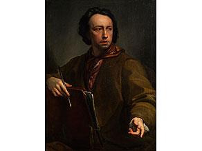 Anton Raphael Mengs, 1728 Aussig - 1779 Rom, zug. bzw. Nachfolge des