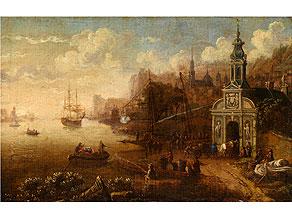 Holländischer Maler des 17./ 18. Jahrhunderts