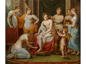 Italienisch/ österreichischer Maler des ausgehenden 18./ beginnenden 19. Jahrhunderts