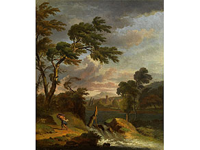 Jan van Huysum, 1682 - 1749