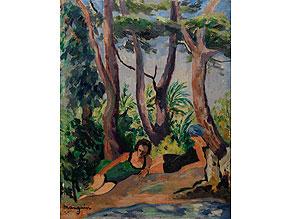 Henri Charles Manguin,  1874 Paris - 1949 Saint-Tropez
